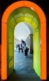 Portale Nord dell'Univerisità Satale di Milano